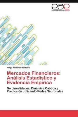 Mercados Financieros: Analisis Estadistico y Evidencia Empirica