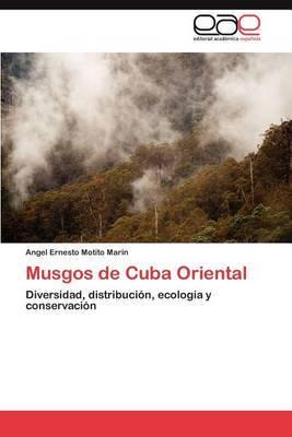 Musgos de Cuba Oriental