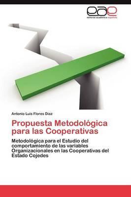 Propuesta Metodologica Para Las Cooperativas