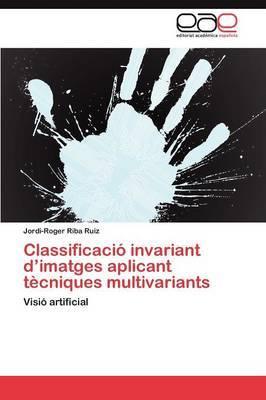 Classificacio Invariant D'Imatges Aplicant Tecniques Multivariants