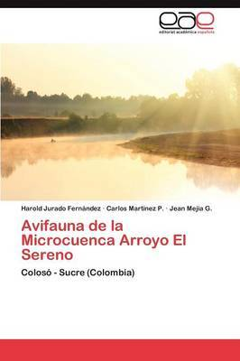 Avifauna de La Microcuenca Arroyo El Sereno