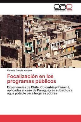 Focalizacion En Los Programas Publicos