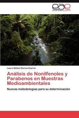 Analisis de Nonilfenoles y Parabenos En Muestras Medioambientales