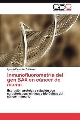 Inmunofluorometria del Gen Bax En Cancer de Mama