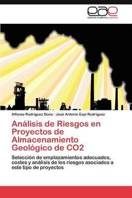 Analisis de Riesgos En Proyectos de Almacenamiento Geologico de Co2