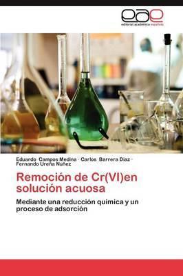 Remocion de Cr(vi)En Solucion Acuosa