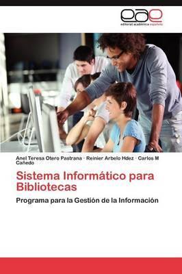 Sistema Informatico Para Bibliotecas