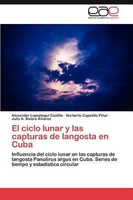El Ciclo Lunar y Las Capturas de Langosta En Cuba