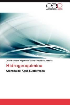 Hidrogeoquimica