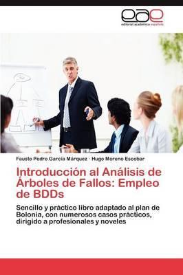 Introduccion Al Analisis de Arboles de Fallos: Empleo de Bdds