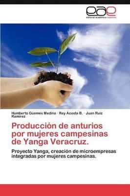 Produccion de Anturios Por Mujeres Campesinas de Yanga Veracruz.