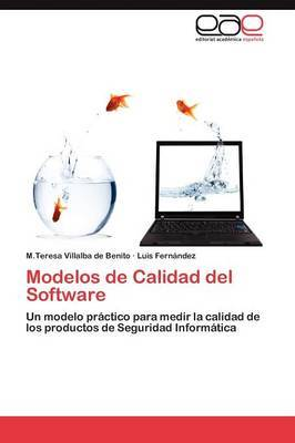 Modelos de Calidad del Software