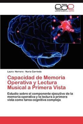 Memoria Operativa y Lectura Musical a Primera Vista