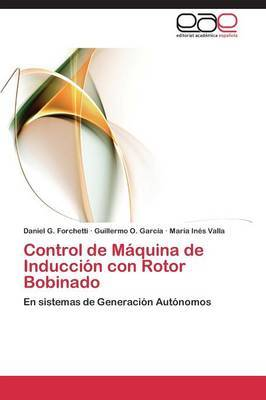 Control de Maquina de Induccion Con Rotor Bobinado