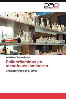 Poliacrilamidas En Mesofases Laminares