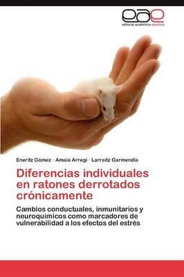 Diferencias Individuales En Ratones Derrotados Cronicamente