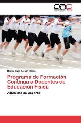 Programa de Formacion Continua a Docentes de Educacion Fisica