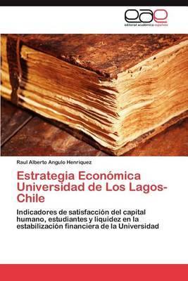 Estrategia Economica Universidad de Los Lagos- Chile