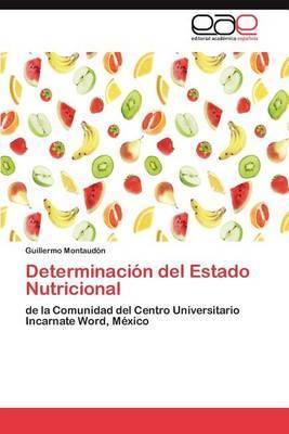 Determinacion del Estado Nutricional