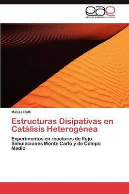 Estructuras Disipativas En Catalisis Heterogenea