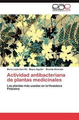Actividad Antibacteriana de Plantas Medicinales