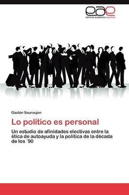Lo Politico Es Personal