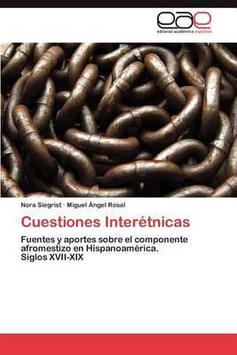 Cuestiones Interetnicas