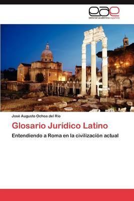 Glosario Juridico Latino