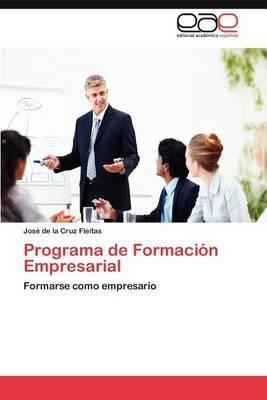 Programa de Formacion Empresarial