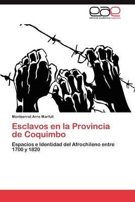 Esclavos En La Provincia de Coquimbo
