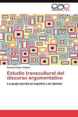 Estudio Transcultural del Discurso Argumentativo