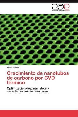 Crecimiento de Nanotubos de Carbono Por CVD Termico