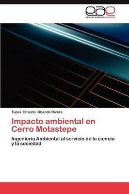 Impacto Ambiental En Cerro Motastepe