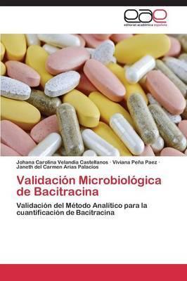 Validacion Microbiologica de Bacitracina