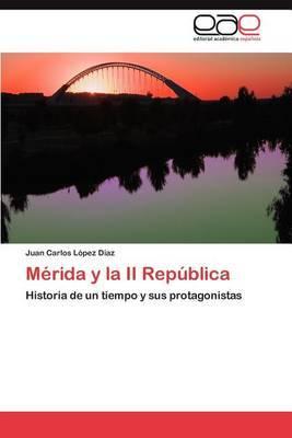 Merida y La II Republica