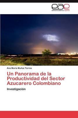 Un Panorama de la Productividad del Sector Azucarero Colombiano