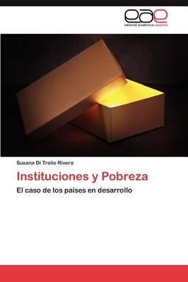 Instituciones y Pobreza