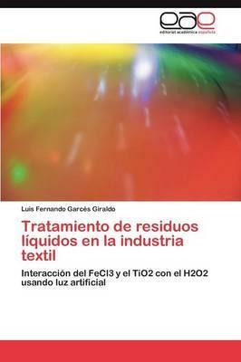 Tratamiento de Residuos Liquidos En La Industria Textil