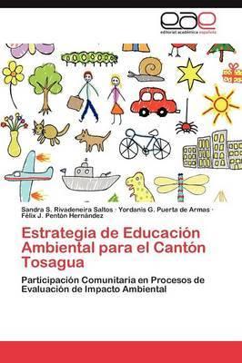 Estrategia de Educacion Ambiental Para El Canton Tosagua