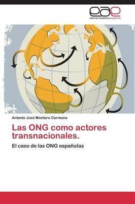 Las Ong Como Actores Transnacionales.