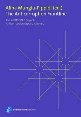 The Anticorruption Frontline: The ANTICORRP Project: Anticorruption Report 2