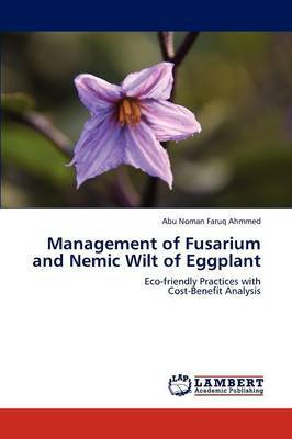Management of Fusarium and Nemic Wilt of Eggplant