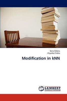 Modification in Knn