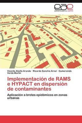 Implementacion de Rams E Hypact En Dispersion de Contaminantes