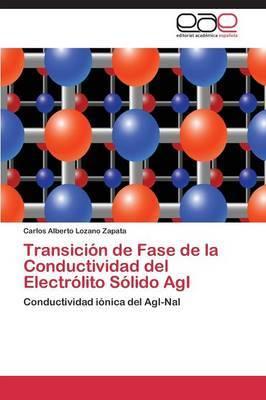 Transicion de Fase de La Conductividad del Electrolito Solido Agi