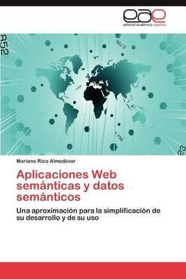 Aplicaciones Web Semanticas y Datos Semanticos