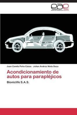 Acondicionamiento de Autos Para Paraplejicos
