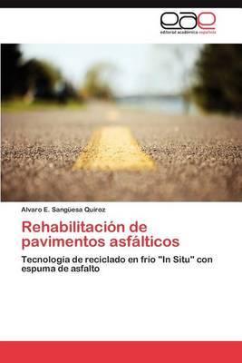 Rehabilitacion de Pavimentos Asfalticos