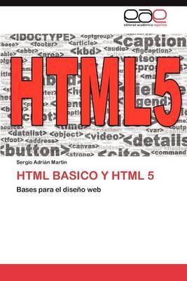 HTML Basico y HTML 5