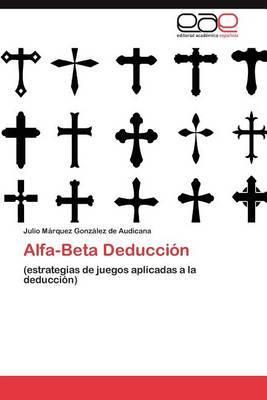 Alfa-Beta Deduccion